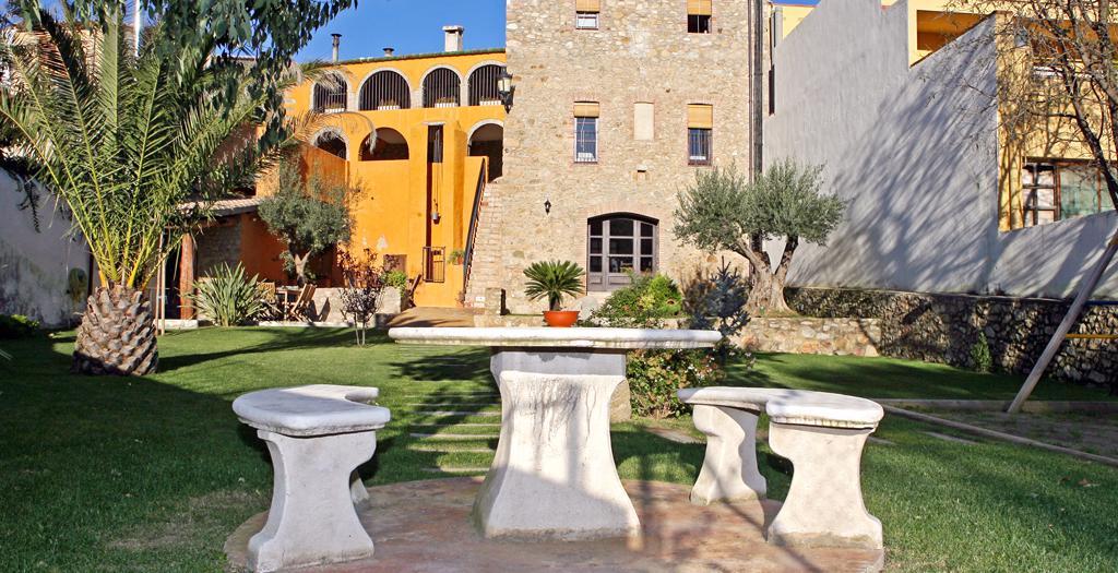 Bijzondere accommodaties Can Llobet in Capmany (Catalonië, Spanje)
