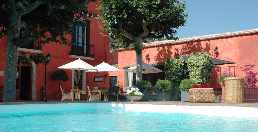 Bijzondere accommodaties Hotel Mas de Baix in Cabrils (Catalonië, Spanje)