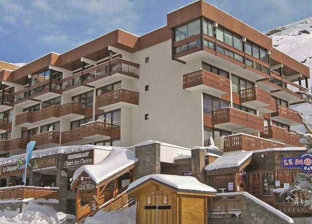 Val Thorens - Résidence Les Glaciers