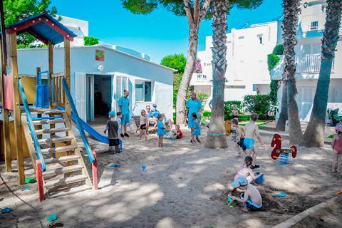 Goedkope zonvakantie Mallorca 🏝️Aparthotel Calimera Es Talaial
