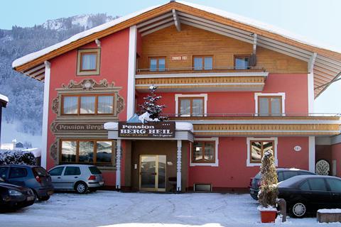 Korting wintersport Zell am See - Kaprun ⛷️Pension Bergheil