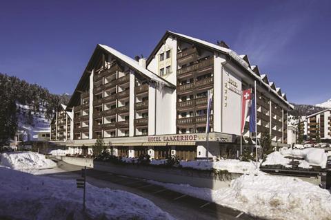 Geweldige skivakantie Flims, Laax & Falera ⛷️Hotel Laaxerhof