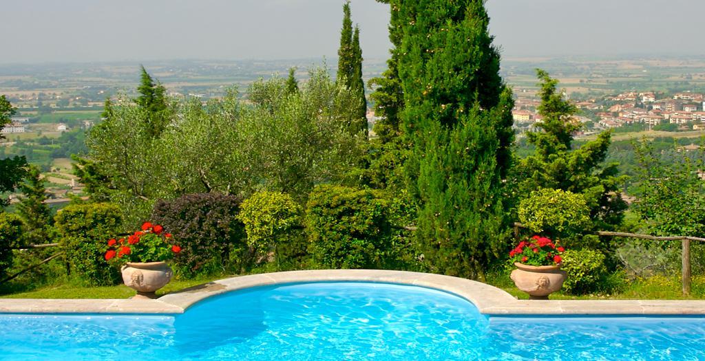 Bijzondere accommodaties Villa Serenella in Cortona (Toscane, Italië)