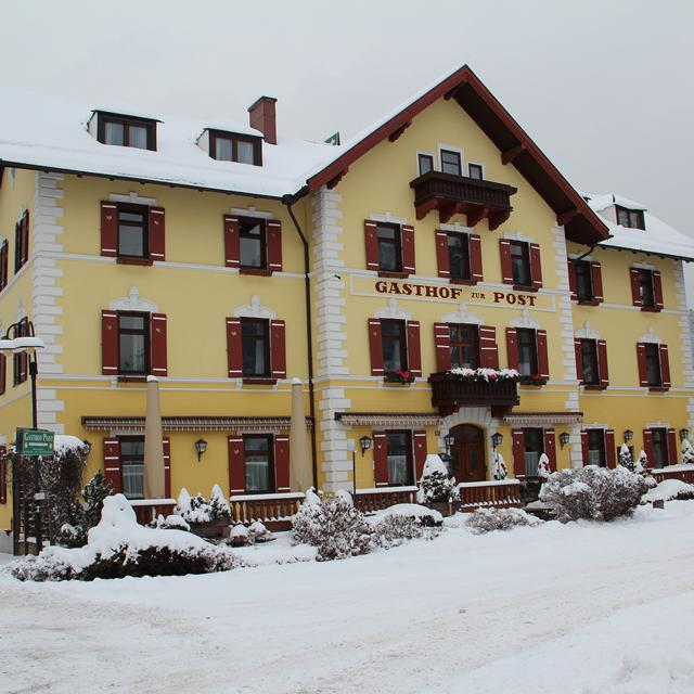Meer info over Gasthof Post  bij Bizztravel wintersport