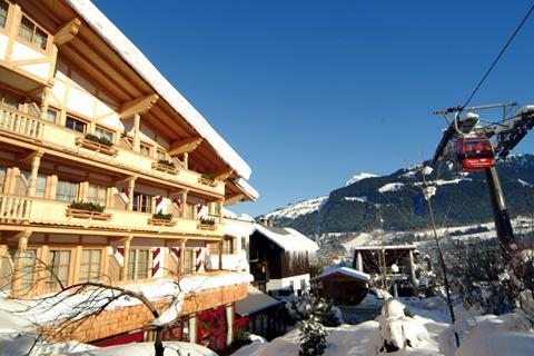 Korting skivakantie Kitzbüheler Alpen ⛷️Hotel Premier Kaiserhof