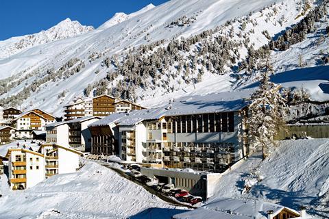 Goedkope wintersport Obergurgl-Hochgurgl ⛷️Hotel Lohmann (halfpension)