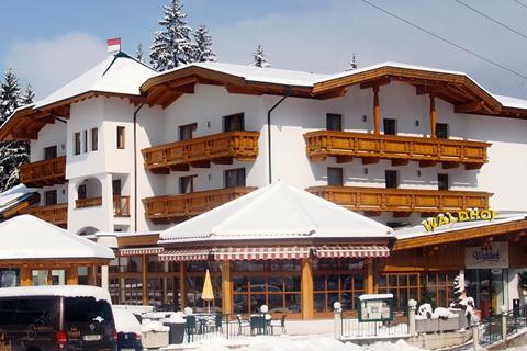 Goedkope skivakantie Ötz-Hochötz ⛷️Hotel Waldhof