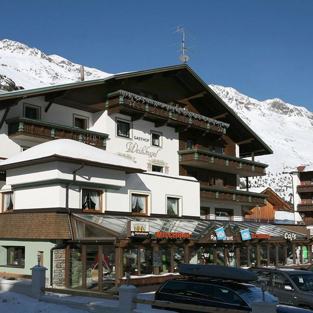 Gasthof Weisskugel Tirol