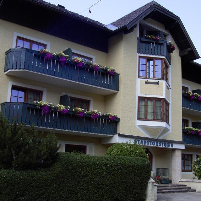 Hotel Stadtvilla Salzburgerland