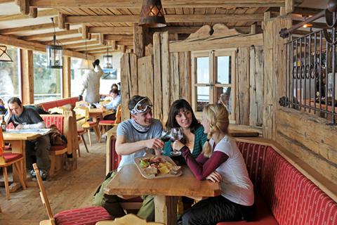 Goedkoop op skivakantie Engelberg ⛷️Hotel Alpine Lodge Trübsee