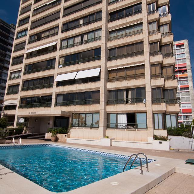 Appartementen Los Jazmines