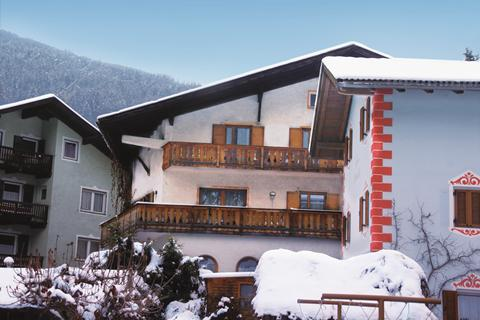 Top skivakantie Dolomiti Superski ⛷️Dependance Saskia