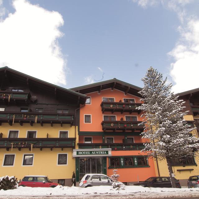 Hotel Austria Extra ingekocht Salzburgerland