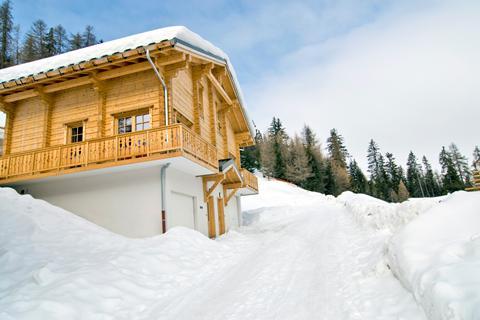 Goedkope wintersport Paradiski ⛷️Les Chalets de Crête Côte