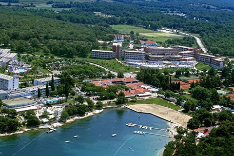 All inclusive zonvakantie Istrië - Hotel Laguna Albatros