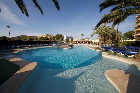 Last minute zonvakantie Mallorca 🏝️Aparthotel Alcudia Beach - logies en ontbijt