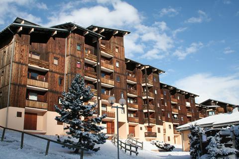 Top skivakantie La Norma ⛷️Résidence Les Portes de la Vanoise