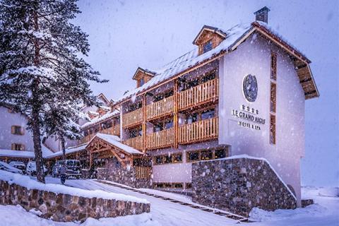 Korting wintersport Serre Chevalier Vallée ⛷️Hotel & Spa Le Grand Aigle