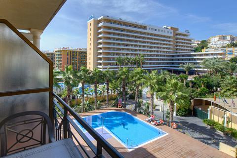 Goedkope zonvakantie Andalusië - Costa del Sol 🏝️Hotel Sol Don Marco