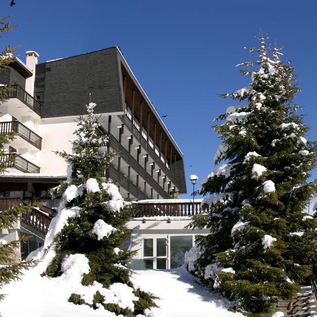 Meer info over Hotel Ibiza  bij Sunweb-wintersport