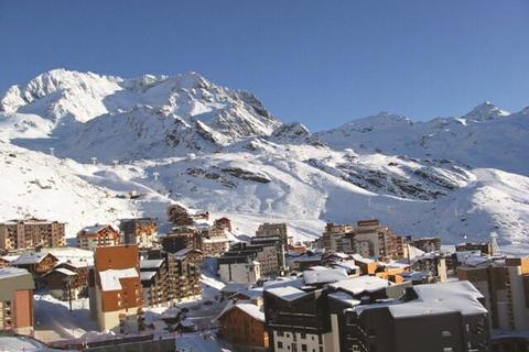 Korting wintersport Les Trois Vallées ⛷️Résidence Le Bouquetin