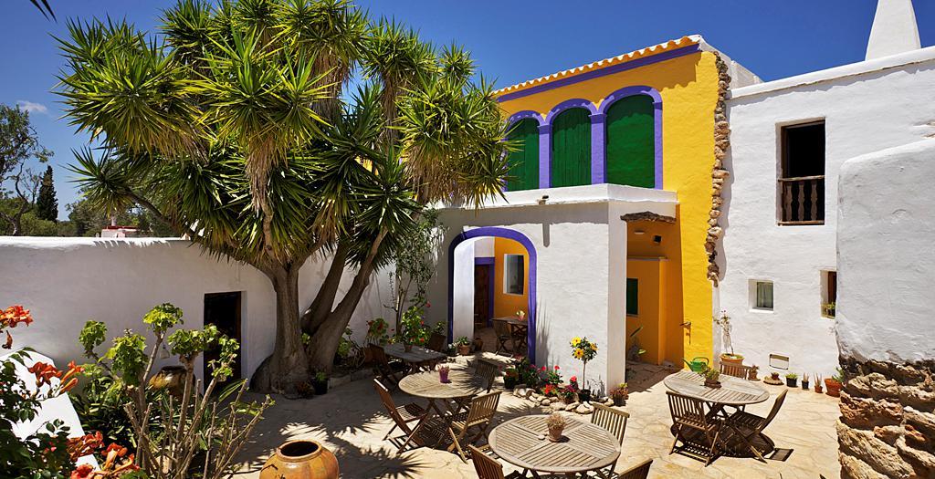 Bijzondere accommodaties Can Escandell in Sant Joan de Labritja (Ibiza, Spanje)