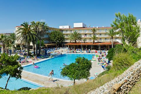 Goedkope zonvakantie Menorca 🏝️Club Hotel Aguamarina