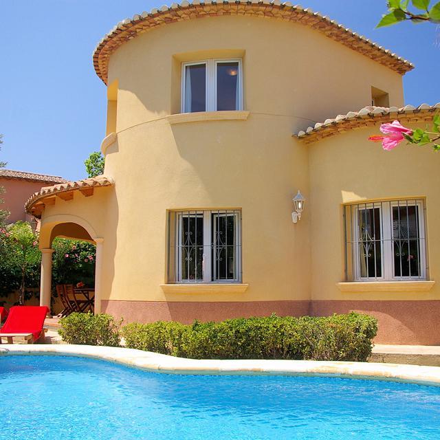 Villa's Molins met privézwembad - inclusief huurauto