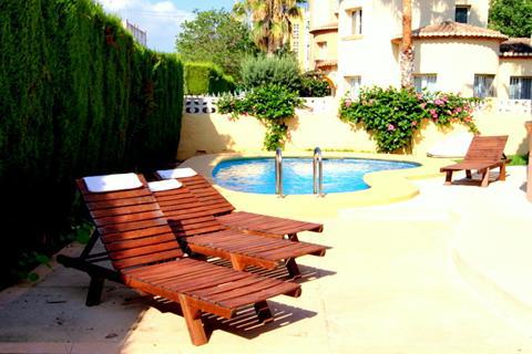 Last minute vakantie Costa Blanca 🏝️Villa's Molins met privézwembad