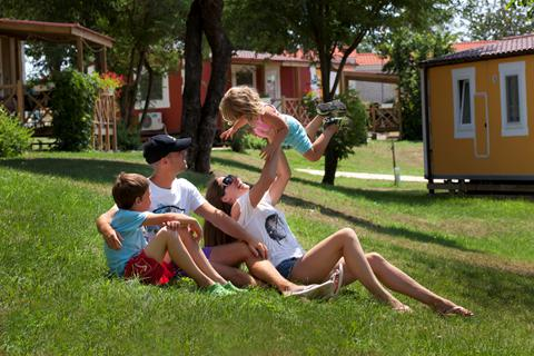 Korting vakantie Istrië 🏝️Aminess Maravea Camping Resort