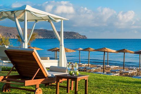 Aanbieding zonvakantie Kreta - Hotel Santa Marina Plaza