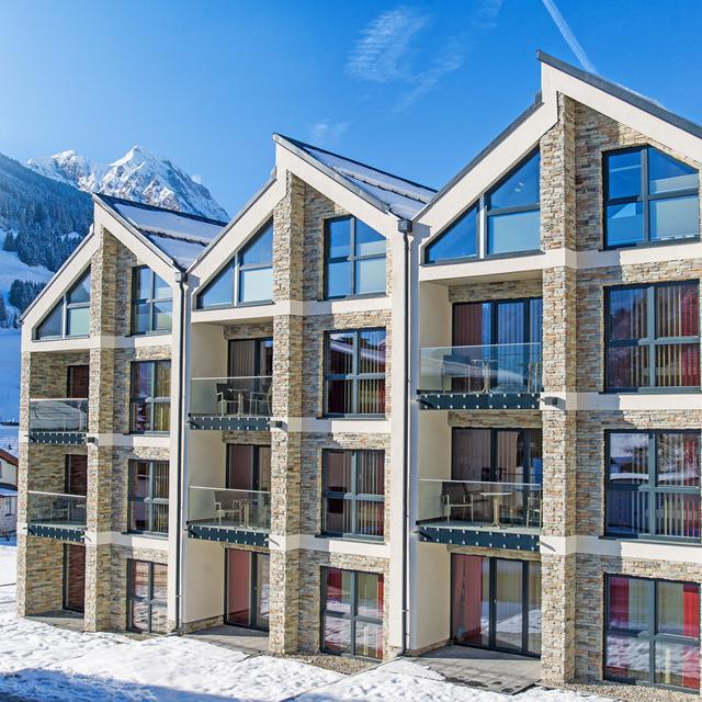 Appartementen Bergparadies