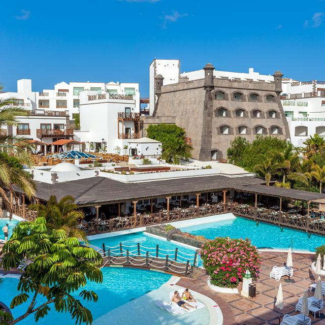 Meer info over Hotel Gran Castillo Tagoro (voorheen Hotel Dream Gran Castillo)  bij Sunweb zomer