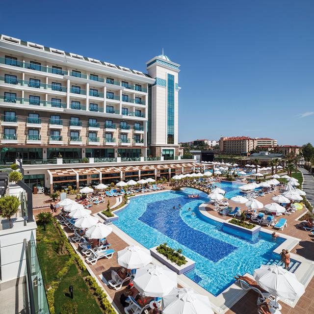 Side - Hotel Luna Blanca Resort & Spa
