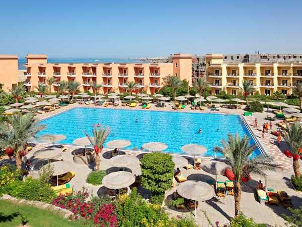 The Three Corners Sunny Beach Resort - Egypten, Rødehavet thumbnail