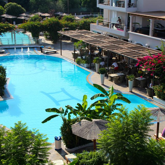 Appartementen Peridis Family Resort