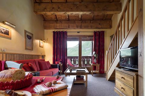 Geweldige wintersport Tignes - Val d'Isère ⛷️Résidence Village Montana - extra ingekocht