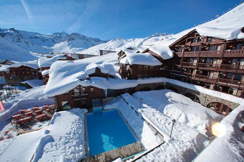 Korting skivakantie Tignes - Val d'Isère ⛷️Hotel Village Montana
