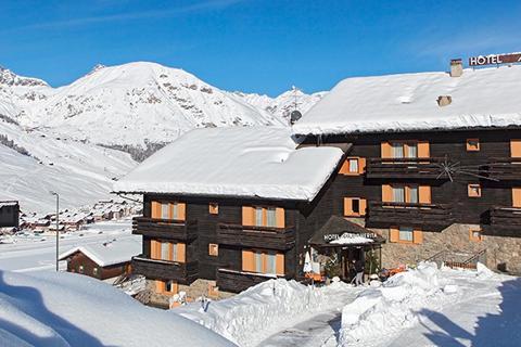 Heerlijke wintersport Livigno ⛷️Hotel Margherita