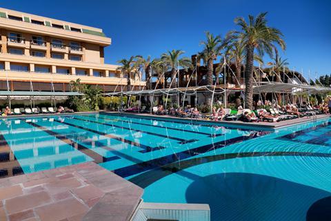 Goedkope zonvakantie Turkse Rivièra - Hotel Crystal de Luxe Resort & Spa