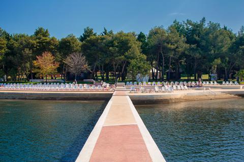 Goedkope zonvakantie Istrië 🏝️Sol Katoro Resort