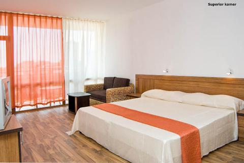 Goedkope zonvakantie Zwarte Zee - Hotel Jupiter