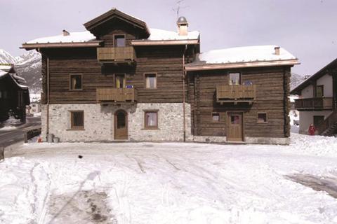 Fantastische skivakantie Livigno ⛷️Hotel Baita Cecilia