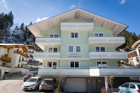 Korting skivakantie Zillertal ⛷️Appartementen Kolmblick
