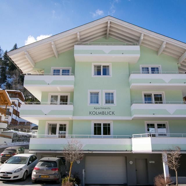 Meer info over Appartementen Kolmblick  bij Bizztravel wintersport