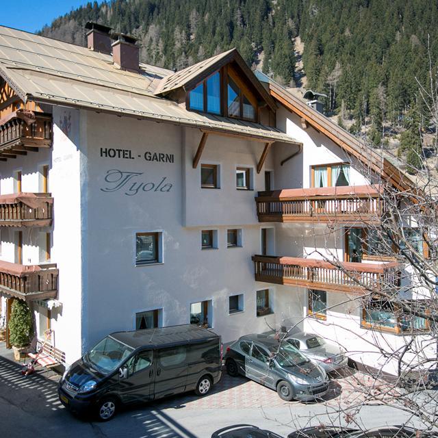 Ischgl - Hotel Garni Tyola