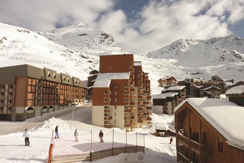 TIP skivakantie Les Trois Vallées ⛷️Résidence Roche Blanche