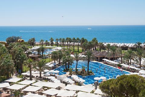 Goedkope zonvakantie Turkse Rivièra - Hotel Crystal Tat Beach Golf Resort & Spa
