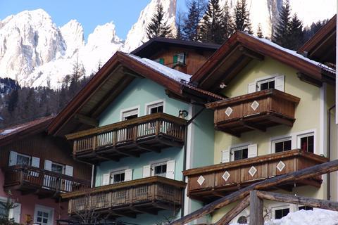 Geweldige wintersport Dolomiti Superski ⛷️Appartementen Eurochalet