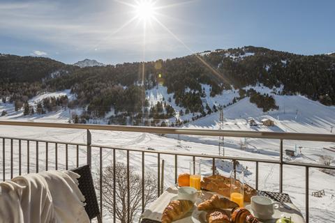 Geweldige wintersport Grandvalira ⛷️Residence Bordes d' Envalira